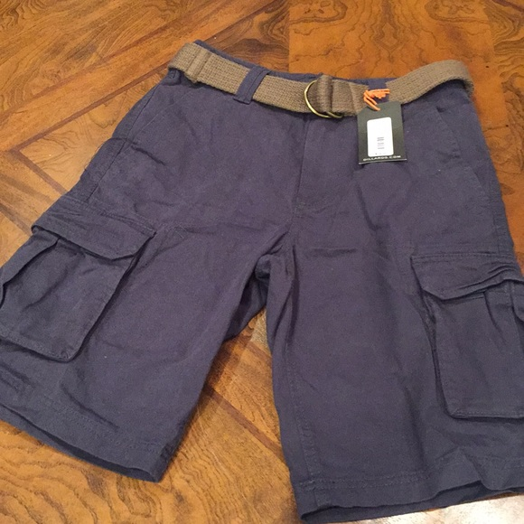 First Wave Other - Boys First Wave Cargo Shorts Navy BNWT